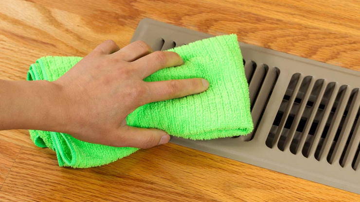 How Dirty Ductwork Affects Air Quality