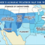 The Farmer's Almanac Says We May Save On Heating